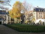 Charming apartment Le Marais