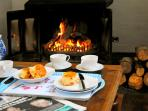 Llanbedr holiday cottage - lounge
