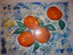 Orange impressions