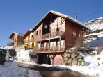 6 Bedroomed Chalet with 8 double beds, sleeps up to 16.