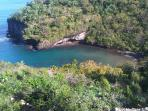 Fishermans cove - 10 minutes walk from the Treehouse with great snorkling