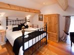 Luxury mezzanine bedroom