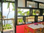 Kitchen-Balcony