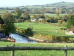 Set in the beautiful Usk Valley, overlooking the Monmouthshire & Brecon Canal.