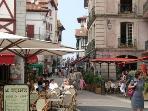St. Jean de Luz town centre