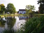 Hanley Swan Pond