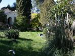 Le Jardin de la Villa Marlix (1350 m2 privatif)