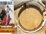 BULL RING AT FINCA CASA GRANDE