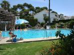 Communal Pool & Children's pool