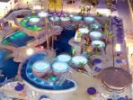 Sea Water Spa complex
