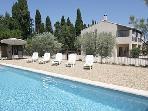 JDV Holidays - Villa St Max, Provence