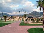 piazza stella maris Tortora marina