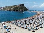 Dino's Island and Fiuzzi beach