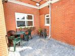 Private Patiio/Garden/Parking Area