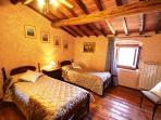 Podere Vignola - Torretta - Twin Bedroom