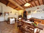 Podere Vignola - Torretta - Living Room