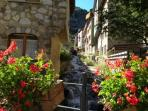 Summertime in Canillo village