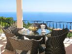 TOP CORNER FLOOR TWO BEDROOM SEA VIEW APARTMENT