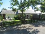 Relax in Sage Cottage at peaceful Lower Trengale holiday Cottages near Bodmin in Cornwall