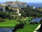 The Miraflores golf course designed by Falco Nardi.