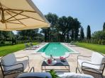 Tuscan villa with pool and park NEAR ROME