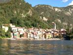 varenna from the lake 1