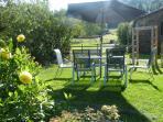 Gite garden 2