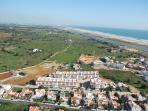Cabanas view