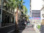 our street: rue Jean de Riouffe
