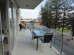 3 bedroom triple size balcony
