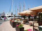 Marmaris Harbour restaurants