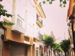 vista calle Francisco Cano