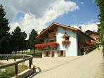 Chalet Alfonz | parcheggio privato - Private parking in front of the house