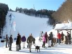 Wintersport in Bad Sachsa