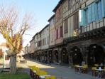 Bars restaurants and cafes in Mirepoix