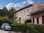 Domaine du Moment: the mainhouse and B&B