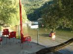 Praia fluvial do rio Douro.