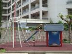 Jardín y parque de juegos infantil privado