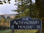 A beautiful location in Central North Mull