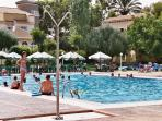 orihuela costa resort (10 mins away)(great day out)