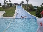 aqualand park,20 mins away,(great day out)