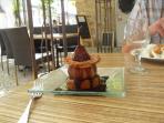 Gourmet Dining In Monpazier