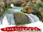 Nacedero del Urederra 'El Paraíso del Agua'  'La Cascada del Jabalí'  www.nacede