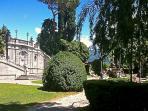 Mayer Park in Tremezzo