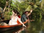 Activities. Cruise into canals on small local boat