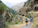 Sierra Nevada reserve -  Great for mountain biking, river walks hiking & trekking