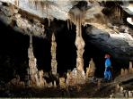 Grotte di Pertosa nei pressi di Anticaia