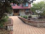 Vivonne on Sunset - Built out of beautiful local limestone with open plan living