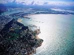 Vista general del Puerto de Santa María
