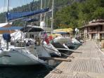 Ekincik private marina